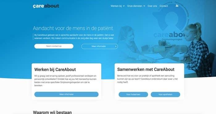 CareAbout screenshot